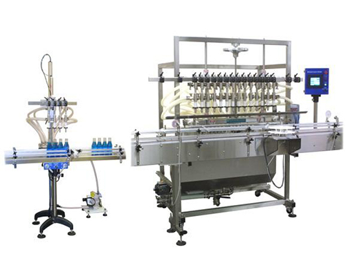 Bottle Filling Machine Manufacturers in Chennai