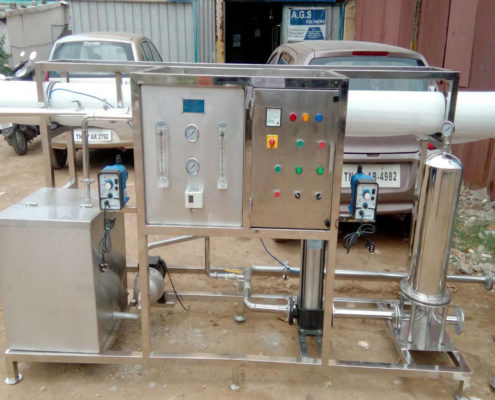 RO Plant Manufacturers in Chennai